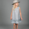 Marooned Dress (blue)