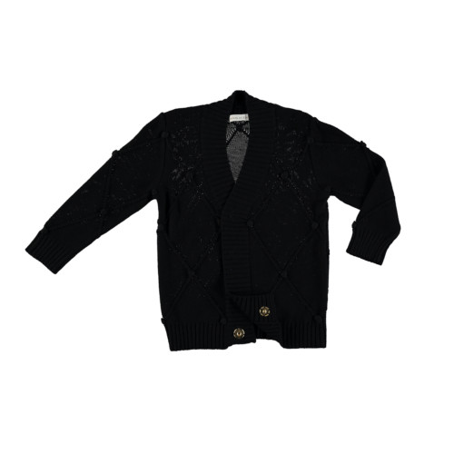Commodore Cardigan (black)